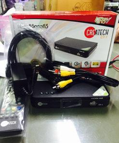 กล่องดิจิตอล ยี่ห้อ Createch รุ่น CT-1