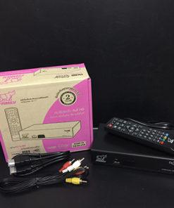 กล่องทีวีดิจิตอล ยี่ห้อ Family รุ่น DR-111
