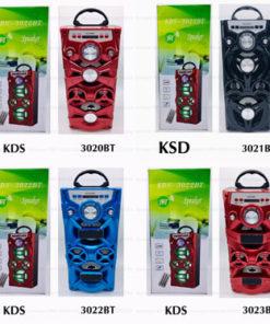 ลำโพงบลูทูธ KDS-รุ่น-3020-3022-3023BT