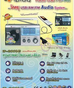 วิทยุ Iplay รุ่น IP-800(4)
