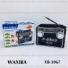 วิทยุ WAXIBA รุ่น XB-3067