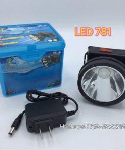 ไฟฉายคาดหัว LED รุ่น 781