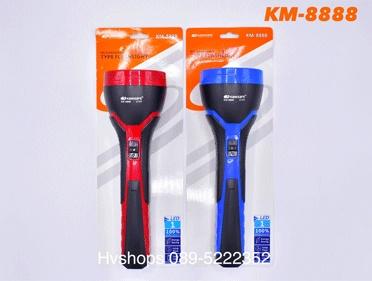 ไฟฉายแรงสูง LED รุ่น KM-8888