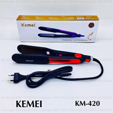 ที่หนีบผม Kemei KM-420