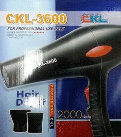 ไดร์เป่าผม CKL-3600
