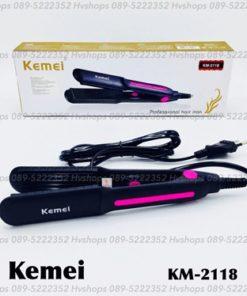 เครื่องหนีบผม Kemei รุ่น KM-2118