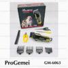 ปัตตาเลี่ยนตัดขนสุนัขไร้สาย Pro Gemei รุ่น GM-6063