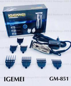 ปัตตาเลี่ยนแบบมีสาย IGEMEI GM-851
