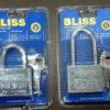 แม่กุญแจลูกปืนยี่ห้อ-bliss-50-mm