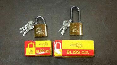แม่กุญแจสปริง-Bliss-ขนาด-32-mm