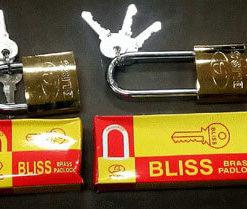 แม่กุญแจสปริง-Bliss-ขนาด-40-mm