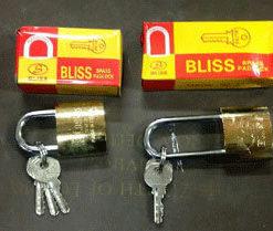 แม่กุญแจ bliss 38 mm