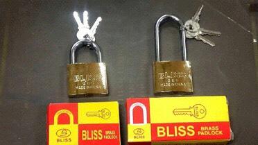 แม่กุญแจ bliss 50 mm