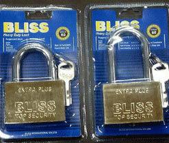 แม่กุญแจ bliss-60-mm-ลูกปืน