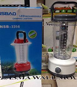 ตะเกียงฉุกเฉิน LED NSBAO-NSB-3356
