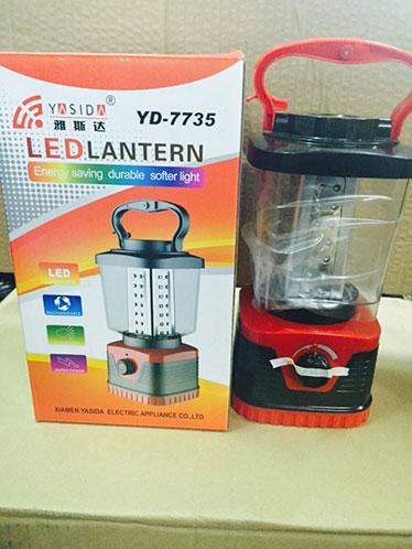 ตะเกียงแบบพกพา LED ยี่ห้อ YASIDA YD-7735
