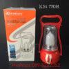 ตะเกียง LED ชาร์จไฟขนาดเล็กพกพา ยี่ห้อ Kamisafe KM-770B