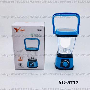 ตะเกียง LED เจ้าพายุแบบชาร์จ รุ่น YG-5717