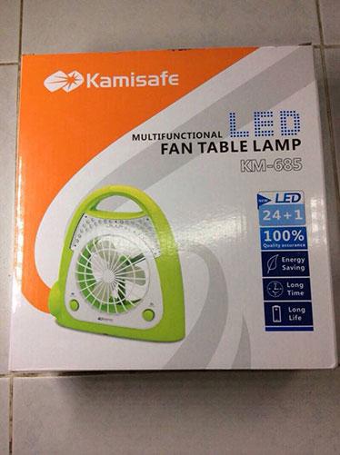 ตะเกียง LED Kamisafe KM-685