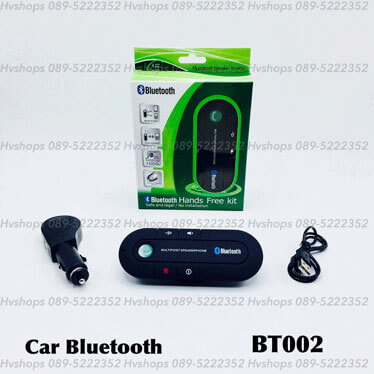 Car Bluetooth รุ่น BT002
