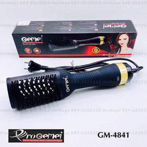 ไดร์เป่าผม หรือ หวีไดร์ Pro gemei รุ่น GM-4841