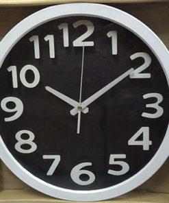 นาฬิกาติดผนังรหัส 182 Good สีดำ