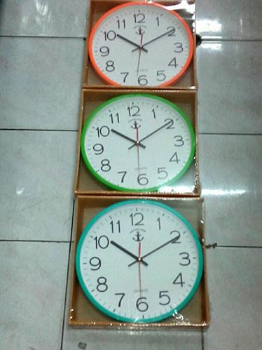 นาฬิกาติดผนัง ตราสมอ รหัส 901