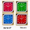 นาฬิกาติดผนัง S-TIME รุ่น TW 411
