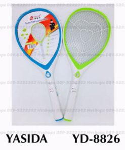 ไม้ตียุง รูปหัวใจ ยี่ห้อ YASIDA รุ่น YD 8826