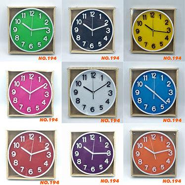 นาฬิกาติดผนังคุณภาพสูง รุ่น NO.194