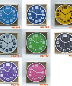 นาฬิกาติดผนัง รุ่น NO 193