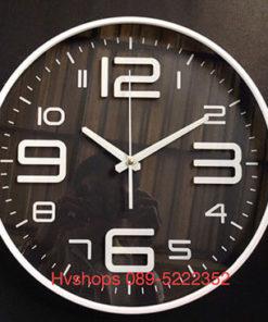 นาฬิกาติดผนังสีดำ Good รหัส 09529