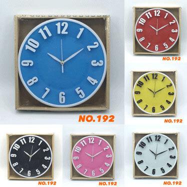 นาฬิกาติดผนังแฟชั่น รุ่น NO.192