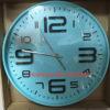 นาฬิกาติดผนัง รหัส 09528 Good สีฟ้าอ่อน
