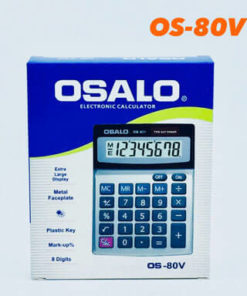 เครื่องคิดเลขของจีนรุ่น OS 80V OSALO