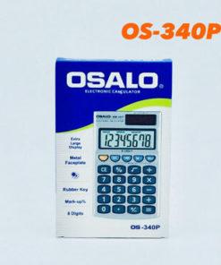 เครื่องคิดเลขจากจีน osalo รุ่น OS-340P