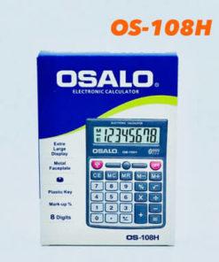 เครื่องคิดเลขจีน Osalo รุ่น-OS-108H