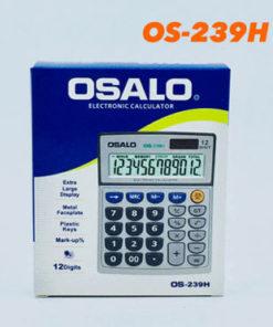 เครื่องคิดเลขจีน Osalo รุ่น OS-239H
