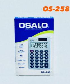 เครื่องคิดเลขจีน Osalo รุ่น-OS-258