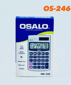 เครื่องคิดเลขเล็ก 8 หลัก รุ่น OS-246