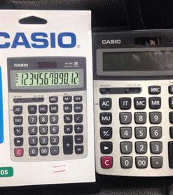 เครื่องคิดเลข ยี่ห้อ Casio รุ่น GX-120S