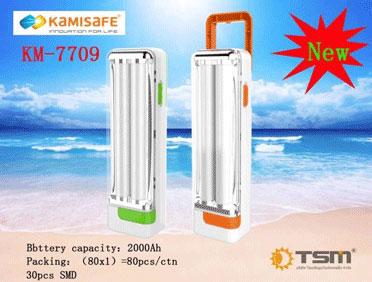 โคมไฟฉุกเฉินคุณภาพสูง ราคาพิเศษ รุ่น KM-7709
