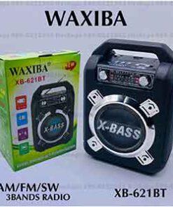 วิทยุบลูทูธ WAXIBA-XB-621BT
