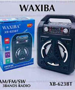วิทยุบลูทูธ WAXIBA-XB-623BT