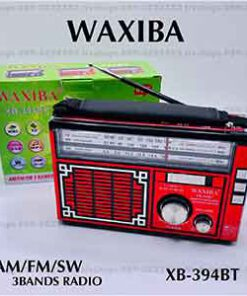 วิทยุ WAXIBA-XB-394BT