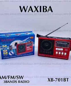 วิทยุ WAXIBA-XB-701BT