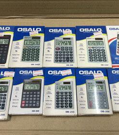เครื่องคิดเลขจีน-osalo-รุ่น-OS-600A