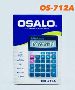 เครื่องคิดเลขจีน-osalo-รุ่น-OS-712A