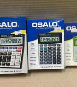 เครื่องคิดเลขจีน-osalo-รุ่น-OS-812