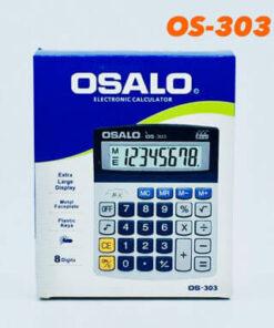 เครื่องคิดเลขจีนosaloรุ่น-OS-303